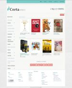 Certa Books Home Page